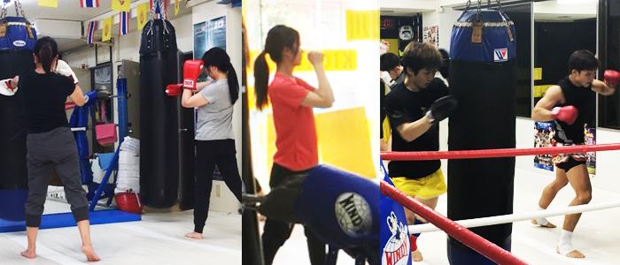 立川キックボクシングアカデミー東京ムエタイ格闘技